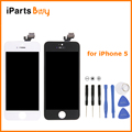 iPartsBuy for iPhone 5 Smartphone LCD Touch Pad Repair Tool Set LCD Frame Digitizer Assembly