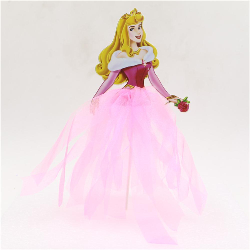 Princess Aurora Party Decorations