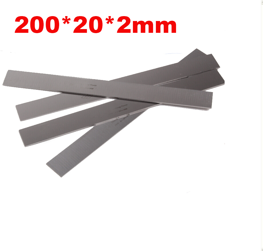 High speed steel 200*20*2mm Thin knife blade material  Heat treatment material hand knife produce DIY<br><br>Aliexpress
