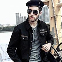 Buy Men's High Large Size Shirts 2017 Europe man spring autumn afs jeep military casual brand 100% cotton long sleeve shirt for $25.19 in AliExpress store