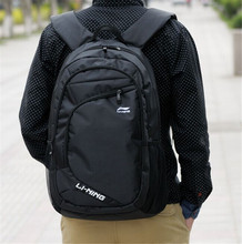 Classical quality LINING Multifunctional backpack black 30L 50cmx33cmx22cm,backpack outdoor,camping backpack,backpack men