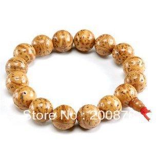 BRO986 Buddhist Dragon Eye Bodhi seeds Prayer wrist mala,12mm,prayer bracelet stretch for man(China (Mainland))