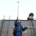 Gopro 3 4 Action camera wired selfie stick mirror bluetooth remote Smartphone Selfie Stick sjcam mobile
