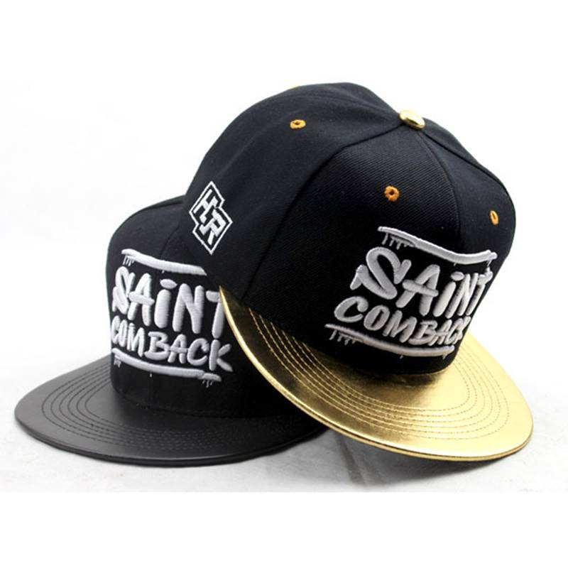 SAINT Comback Casquette Men Homme Baseball Snapback Cap Skate Bone Gorra Hip Hop Drake Dad USA Soccer Rugby Hockey YJWH679(China (Mainland))