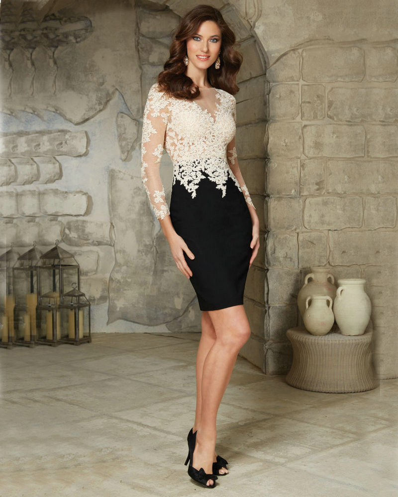 White Mother Of The Bride Dresses 55