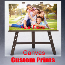 Your Picture,Family,Friends Or Baby Photo,Favorite Image Custom Print On Canvas Painting Wall Art Decorative Pictures As Gift(China (Mainland))