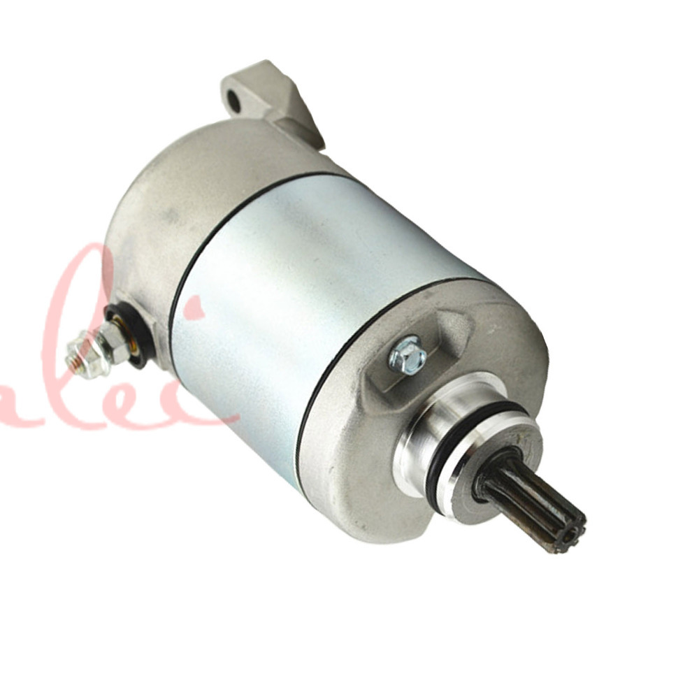 Free Shipping Motorcycle Electrical System Starter Motor For Yamaha Starter Motor TT250 TTR250 TTR 250 Starter(China (Mainland))
