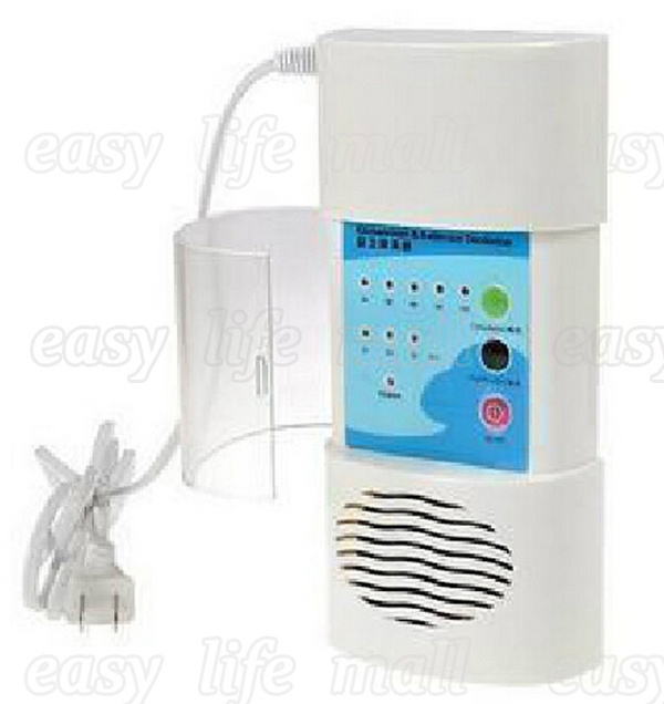 Ozone Generator Air Purifier, Home Air Cleaner Deodorizer Sterilization Germicidal Electric Portable Oxygen Concentrator Filter(China (Mainland))