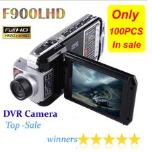 "Car DVR 2.5"" screen F900 Car DVR full hd 1080P hight quality dvr Camera 12MP 30fps Video Recorder camera with night vision(Hong Kong)"