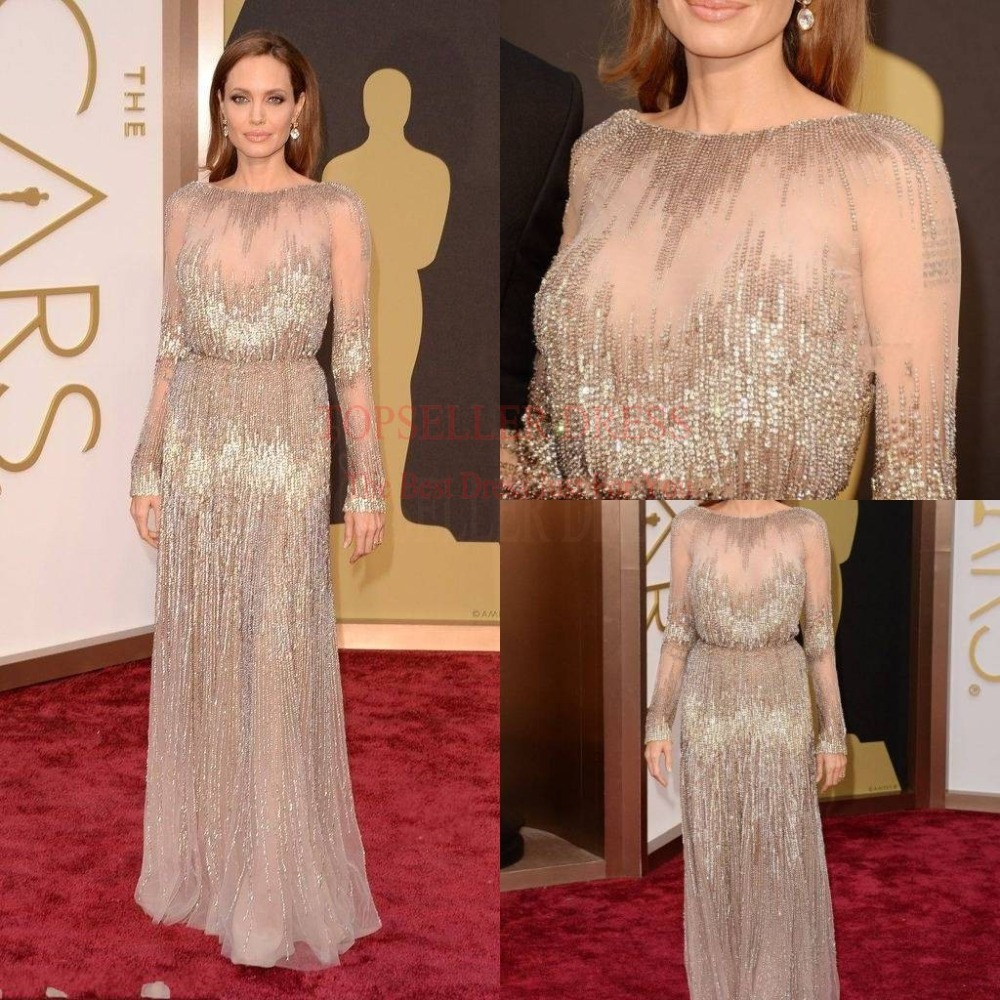 The 18 Most Naked Red Carpet Looks of 2014 | StyleCaster