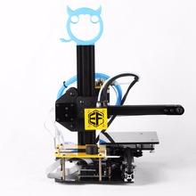 Portable Mini Fused Deposition Modeling Freaks 3D Printer Fully Assembled