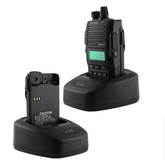 Puxing PX-888K 9W UHF+VHF Dual Band Walkie Talkie FM Two Way Radio Transceiver(China (Mainland))