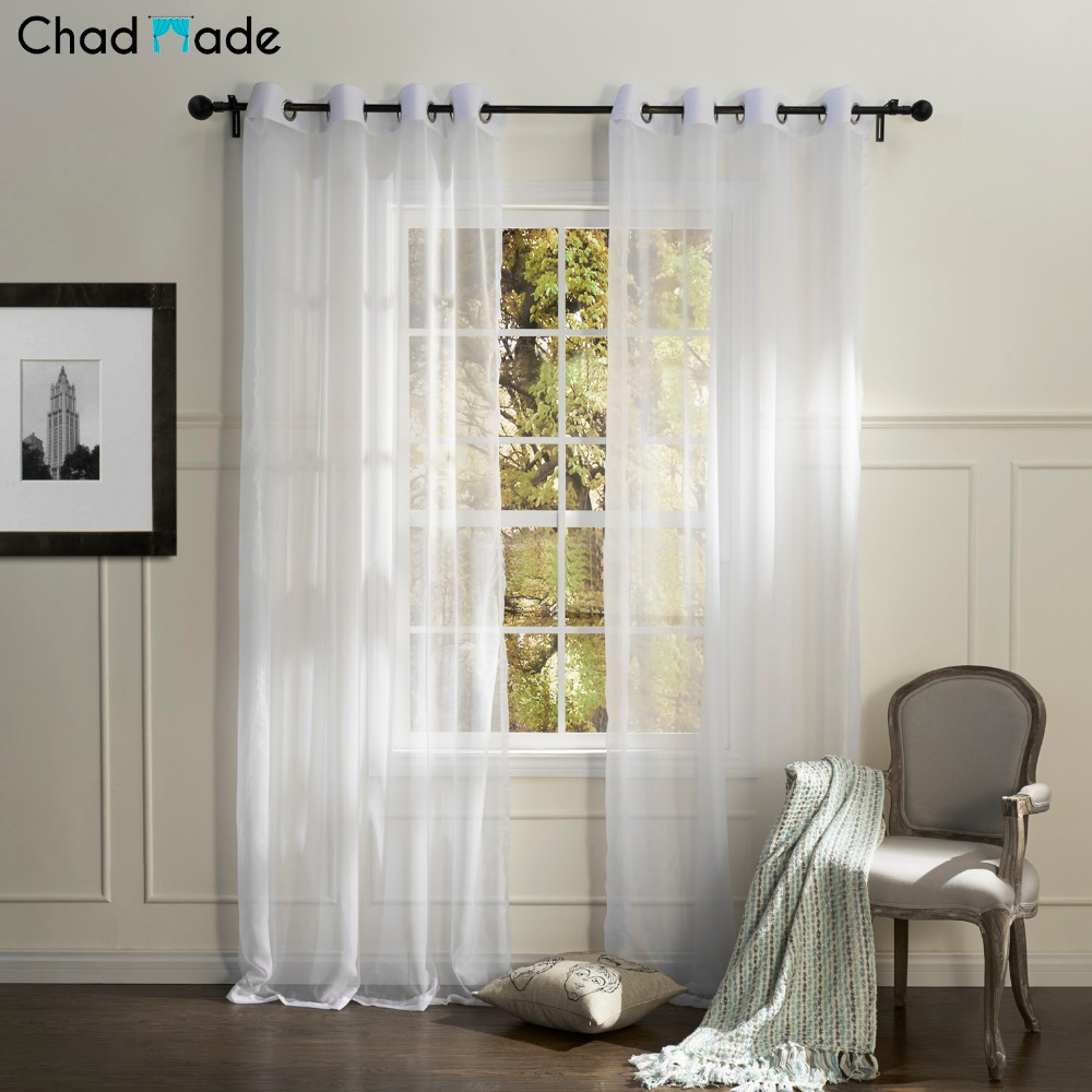 sheer curtains design promotion shop for promotional sheer curtains design on. Black Bedroom Furniture Sets. Home Design Ideas