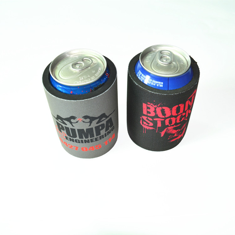 2015 hot sale beverage drink beer can cooler holder sleeve 330ml can cooler neoprene stubby cooler(China (Mainland))