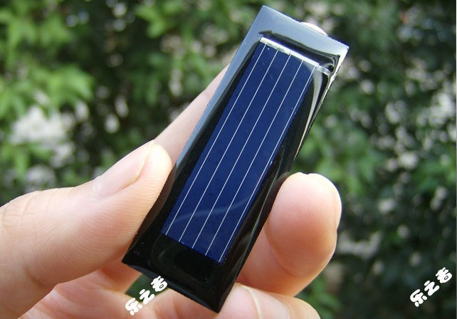 20pcs New Mini 0.5V 100mA solar panel solar cells solar accessories For Science and Technology DIY  53*18*2.5mm(China (Mainland))