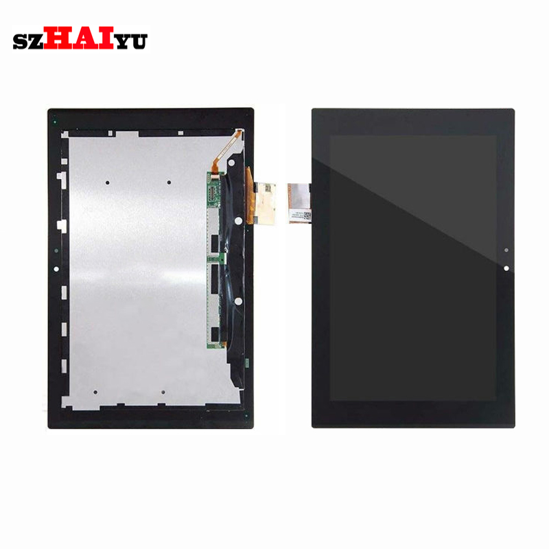100% Test well LCD Display+Touch Screen For Sony Xperia Tablet Z SGP311 SGP312 with Digitizer Assembly Tools(China (Mainland))