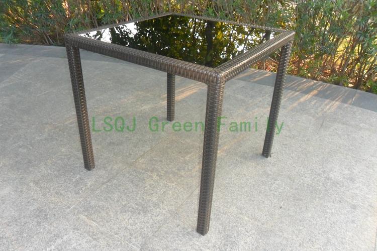 M1309rattan mesa de comedor moderno dise o muebles mesa for Muebles de comedor precios