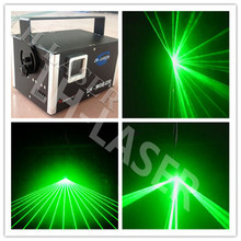 1000mw New green animation laser stage light disco laser light stage light with SD card(China (Mainland))