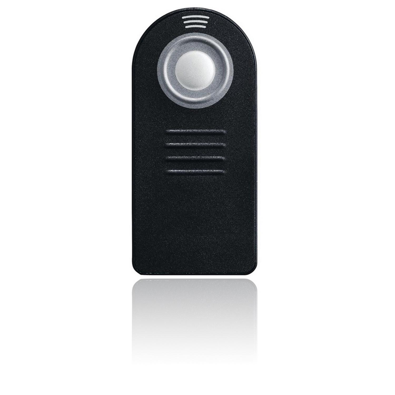 New Design ML-L3 Wireless IR Self-timer Remote Control for Nikon Digital SLR Cameras D90 D5000 D5100 D3000 D7000 D5200 D7100(China (Mainland))