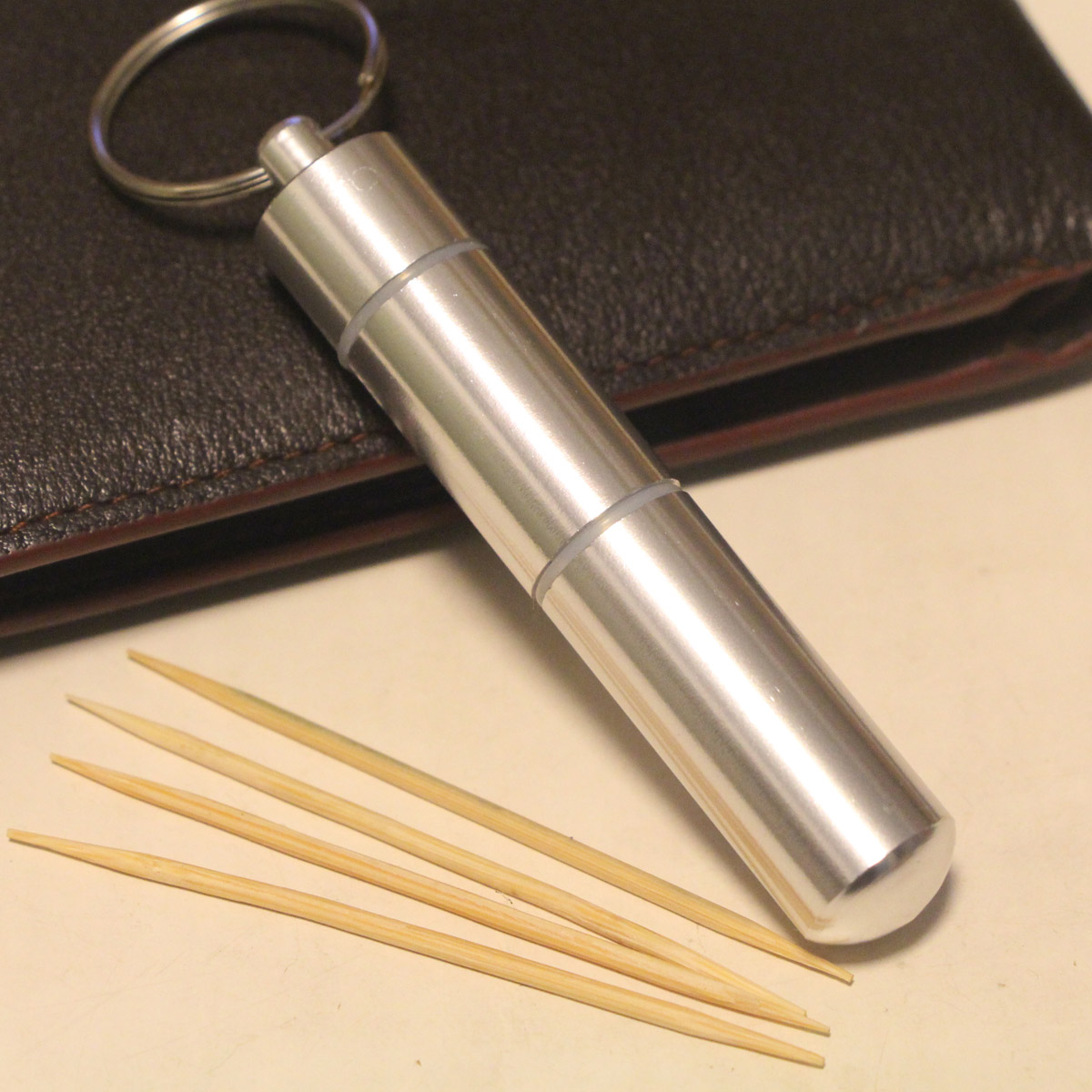 Online buy wholesale toothpick box from china toothpick box wholesalers - Tooth pick dispenser ...