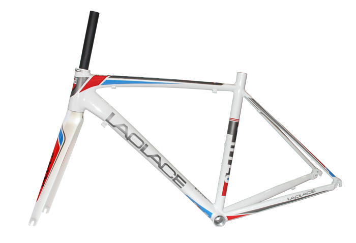 LAPLACE Road frame aluminum alloy road frame road style frame set Cheapest EMS SHIPPING(China (Mainland))