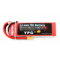 YPG 11.1V 5200Mah  40C  3S Lipo Li-Po Lipoly Battery  For RC Helicopter & Airplane & Car
