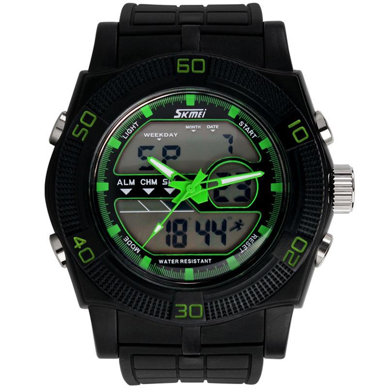 skmei new luxury brand wristwatch fashion led outdoor