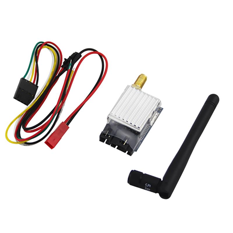 100% Original Boscam FPV TX TS351 5.8G 200mW AV Audio Video Transmitter Sender 2.0Km 2000m Range 5.8 ghz 5705-5945MHz(China (Mainland))