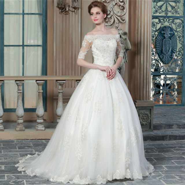 Bridal Gowns Elegant : Gallery for gt elegant wedding gown