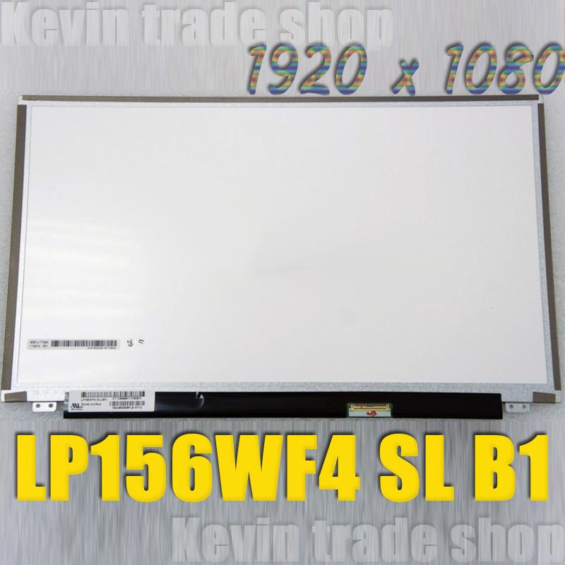 Оригинал 15.6 IPS экран LP156WF4-SLB1 ноутбук ЖК светодиодный экран LP156WF4 SLB1 1920*1080 40PIN Матричный дисплей(China (Mainland))
