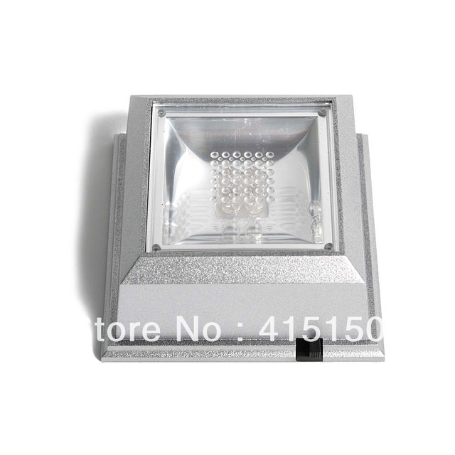 Fashion Silver + Crystal LED multi-color  jewelry display base fix square exhibit stand 008