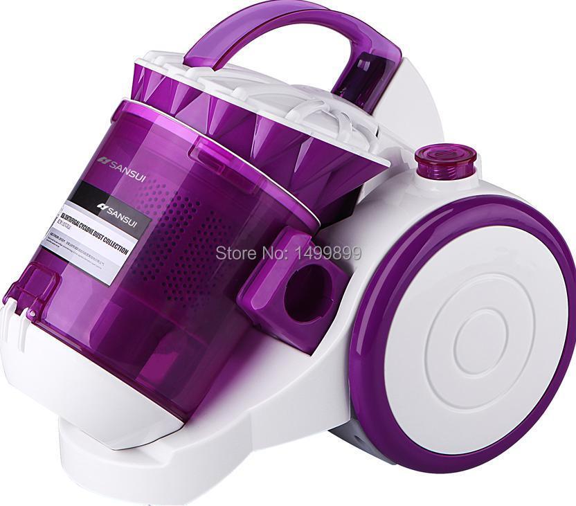 Sansui Vacuum cleaner household high quality mini mute mites vacuum pumping(China (Mainland))