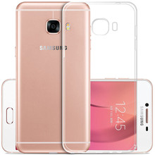 Buy Ultra Thin Soft TPU Clear Phone Case Samsung Galaxy C7 C5 Cover Silicone Transparent Back Fundas Slim Capa Flexible Coque for $1.03 in AliExpress store