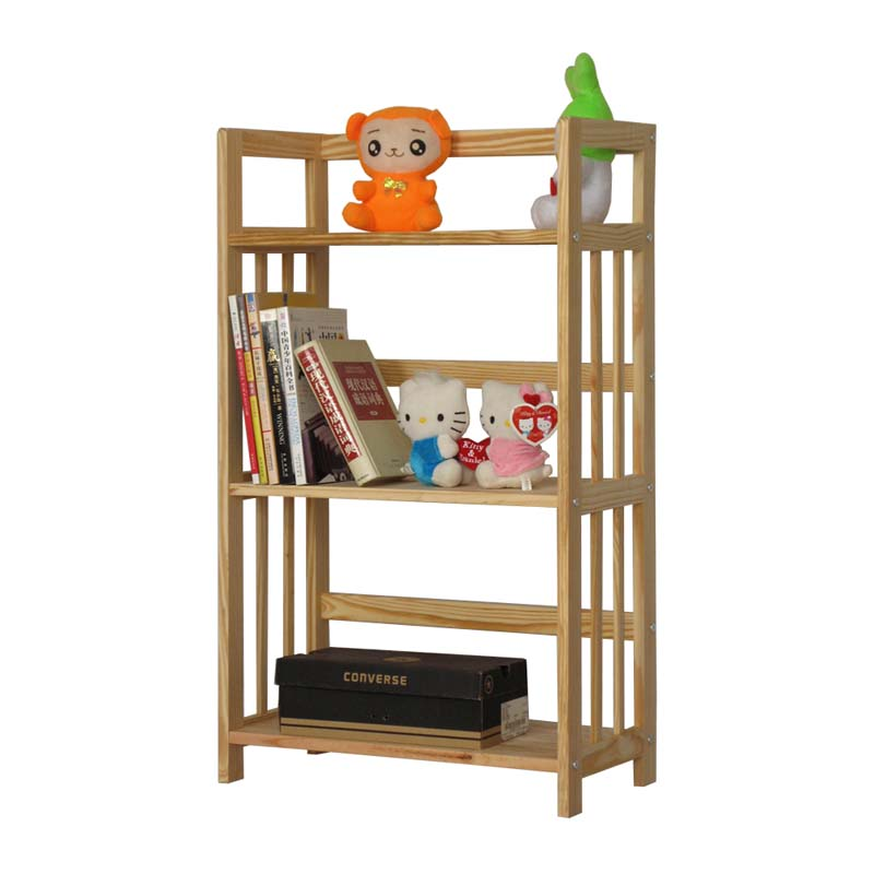 Здесь можно купить  Derlook tianyi all solid wood 3 puzzle paint simple bookshelf newspaper and magazine racks shelf sy2 a . 3  Мебель