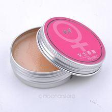 Female Flirting Ointment MS Solid Perfume Sex Improve Products Adult Opposite  for External Use Only  FYYP0047*50(China (Mainland))