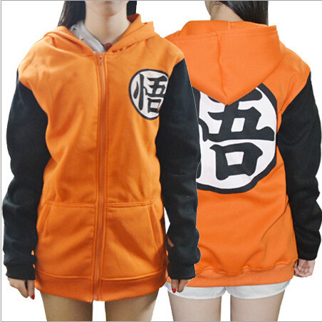 DB23625 dragon ball jacket-1
