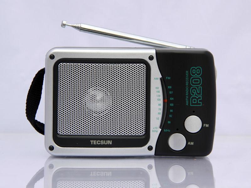 Tragbares Audio & Video Radio Tecsun R-404 Hohe Empfindlichkeit Fm Radio Mw Sw Radio Empfänger Fm Wm Sw1 Sw2 Alle Band Mit Eingebauter Lautsprecher Hohe Qualität Für ältere