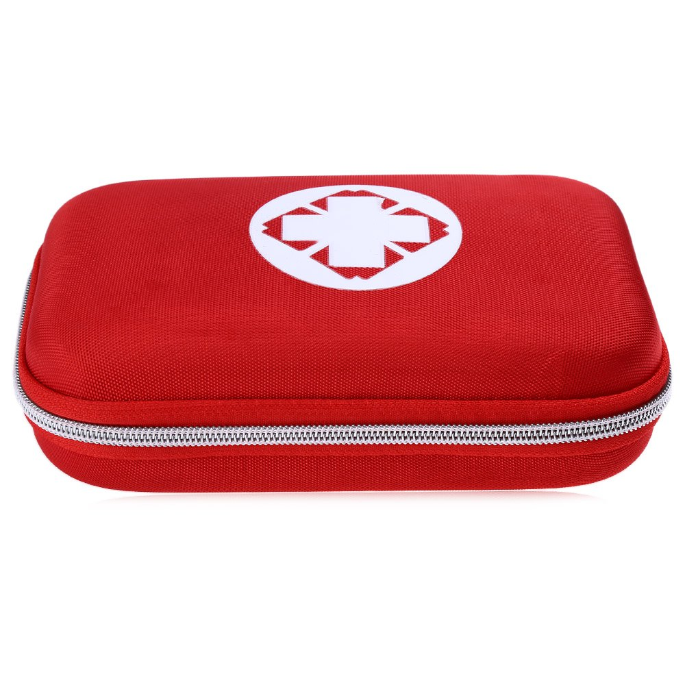 New 18 Kinds/pack Emergency Kits First Aid Survival Camping Travel Medical Treatment Pack Set Pouch Bag(China (Mainland))