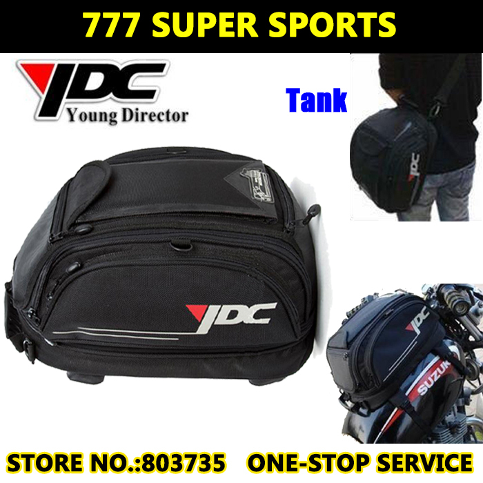 Waterproof 35L YDC Motorcycle Tank Bag Carry Back Seat Travel Multi Function Sport Backpack Luggage Bags Free Shipping(China (Mainland))