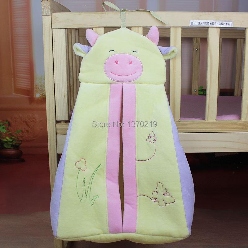 buy baby cot crib bedding set baby bedside hanging bags diaper bag velvet. Black Bedroom Furniture Sets. Home Design Ideas