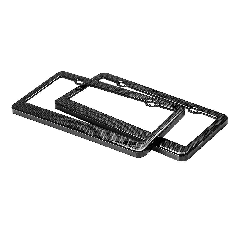 Mercedes license plate holder promotion shop for for Mercedes benz amg carbon fiber license plate frame