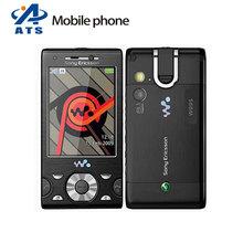 W995i Original Sony Ericsson w995 mobile phone unlocked w995 3G WIFI Bluetooth A-GPS 8MB Camera Russian Keyboard Support(China (Mainland))