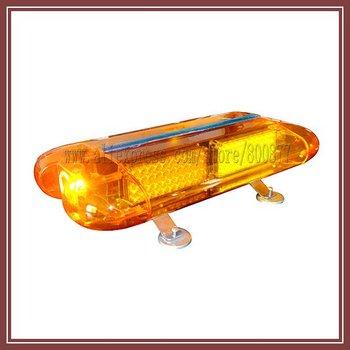 LED Mini Lightbar, DC12V, Magnetic install, 60CM Length, PC lens, Factory sale, Good Price.