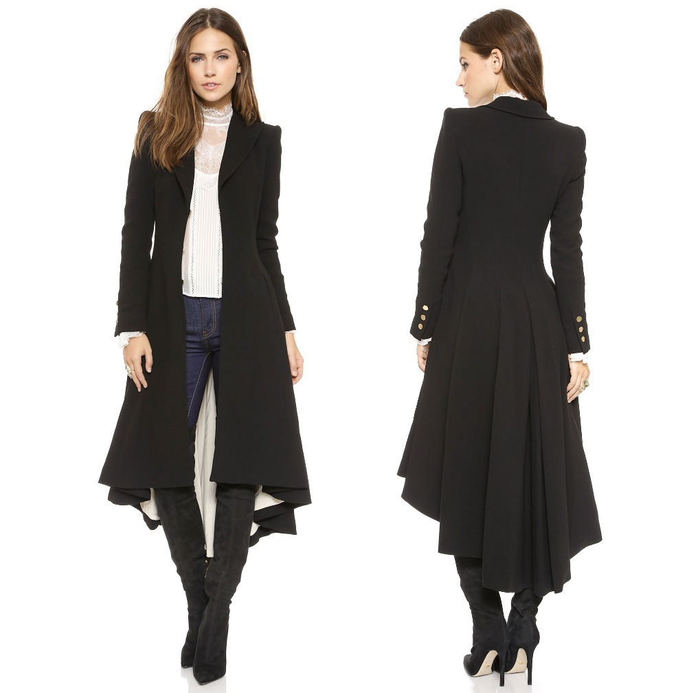 Maxi Wool Coats