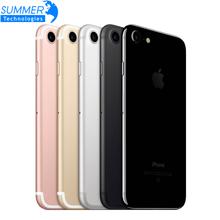 Buy Original Unlock Apple iPhone 7 Quad Core 2GB RAM 32G ROM 128GB 256GB IOS 10 LTE 12.0MP Camera Fingerprint Touch ID Smartphone for $387.40 in AliExpress store