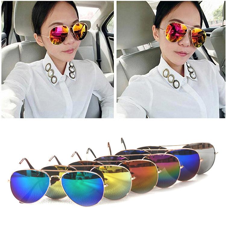 fashion brand new AC color revo lens aviator 3026 sunglasses women men Gafas oculos de sol glasses cheap eyewear 20pcs/lotОдежда и ак�е��уары<br><br><br>Aliexpress