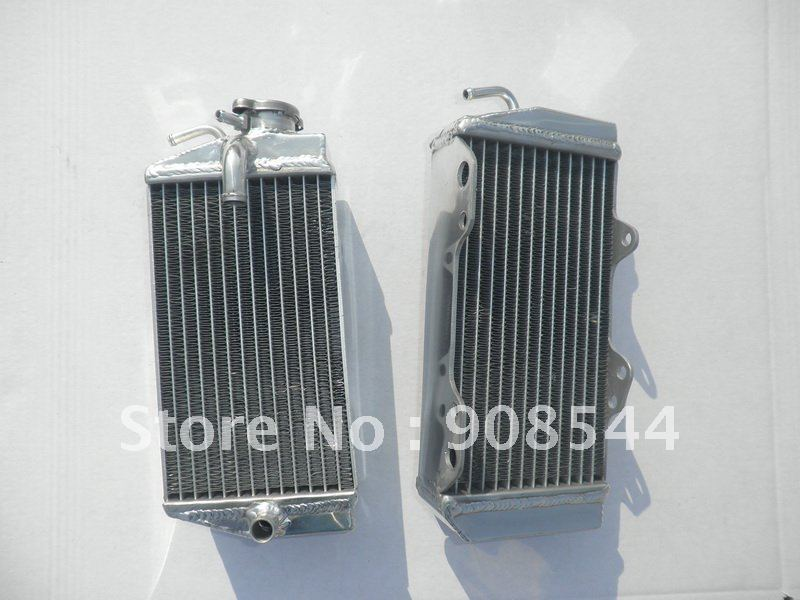 Fit for CRF450R CR450 2002 Aluminum Motorcycle Radiator(China (Mainland))