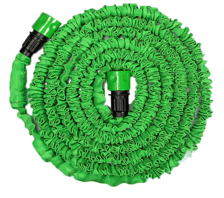 Best Quality 25FT 50FT 75FT 100FT 200FT Expandable WATER GARDEN Magic HOSE Bathroom Pipe Garden Water Hose Irrigation X 16PCS(China (Mainland))