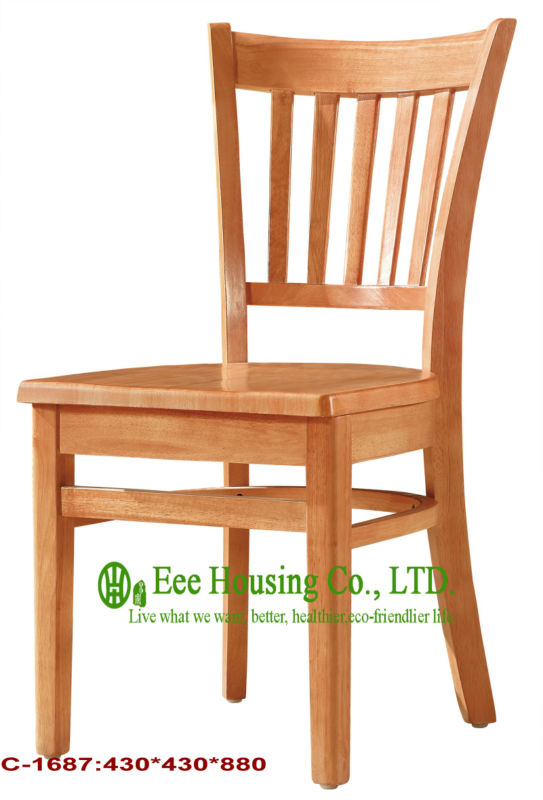 C-1687 Luxurious Solid Dining Chair,Solid Wood Dinning Table Furniture With Chairs/Home furniture<br><br>Aliexpress