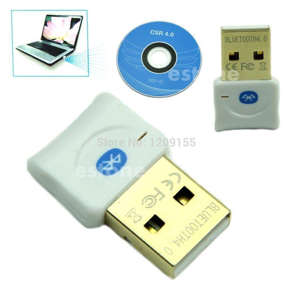 1 set USB Bluetooth v4.0 Adapter Dual Mode Dongle + EDR Wireless Enhance Tech for HDTV(China (Mainland))